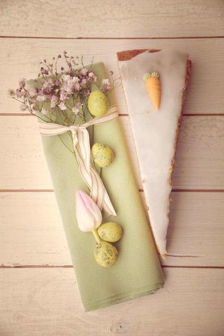 Ostern - Tischdekoration