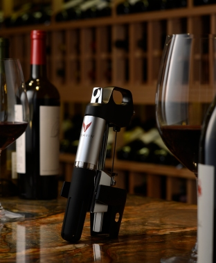 Coravin Front Cellar