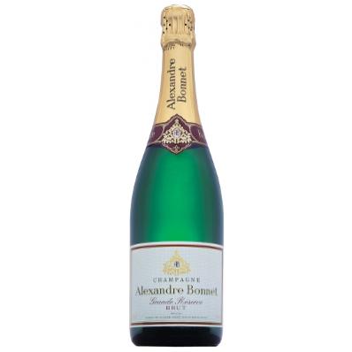 Champagner Alexandre Bonnet brut Grande Réserve