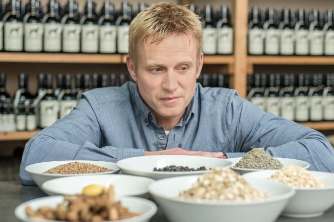 Holger Borchers, Destillateurmeister