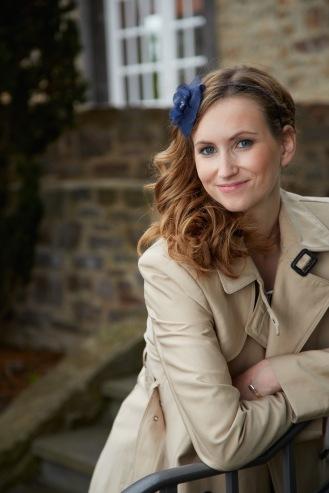 Rebecca Mertes, Leiterin Marketing und PR