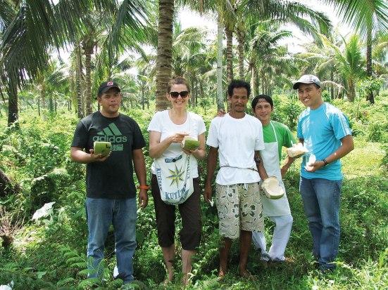 Christine-and-coconut-farmers_rgb